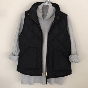 L.L. Bean cotton turtleneck sweater